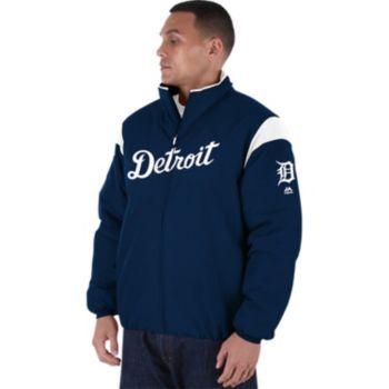 Men's Majestic Detroit Tigers AC Premier Jacket
