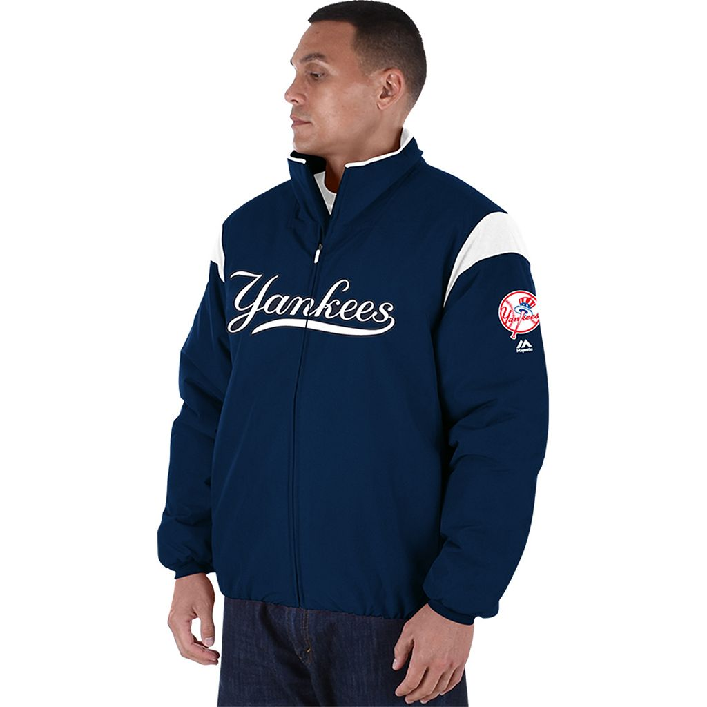 Men's Majestic New York Yankees AC Premier Jacket