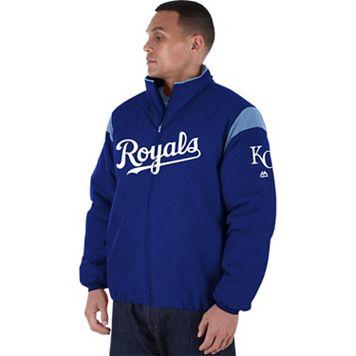 Men's Majestic Kansas City Royals AC Premier Jacket
