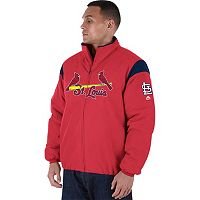 Men's Majestic St. Louis Cardinals AC Premier Jacket