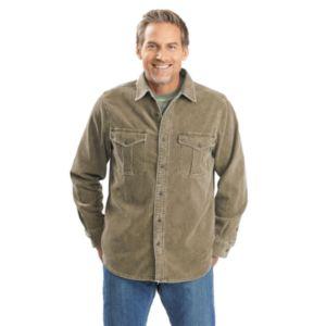 Men's Woolrich Hemlock Corduroy Button-Down Shirt