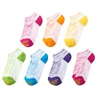 Women's GOLDTOE 6-pk. Liner No-Show Socks + Plus Bonus Pair