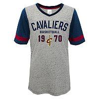 Juniors' Cleveland Cavaliers Burnout Tee