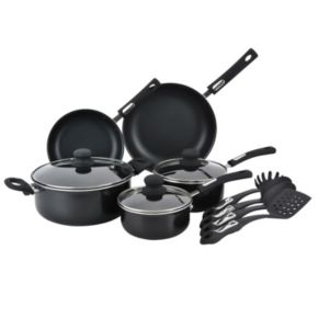 Hamilton Beach 12-pc. Aluminum Cookware Set
