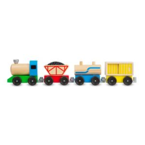 Melissa & Doug Wooden Cargo Train