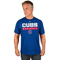 Men's Majestic Chicago Cubs Proven Pastime II Tee