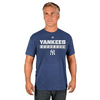 Men's Majestic New York Yankees Proven Pastime II Tee