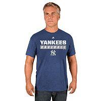 Men's Majestic New York Yankees Proven Pastime II Tee