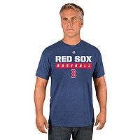 Men's Majestic Boston Red Sox Proven Pastime II Tee