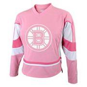 Girls 7-16 Reebok Boston Bruins Fashion Jersey
