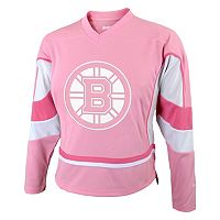 Girls 7-16 Reebok Boston Bruins Fashion Jersey