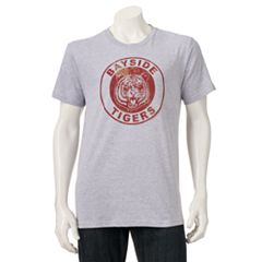 Men's Saved by the Bell Bayside Tigers Tee