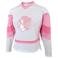Girls 7-16 Reebok Chicago Blackhawks Fashion Jersey