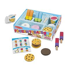 Melissa & Doug Frozen Treats Set