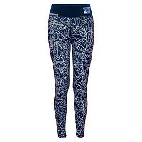 Girls 7-16 Reebok New York Rangers Diamond-Cut Leggings