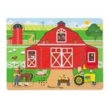Melissa & Doug 8-pc. Around the Farm Sound Puzzle