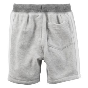 "Toddler Boy Carter's ""NYC"" Applique French Terry Knit Shorts"