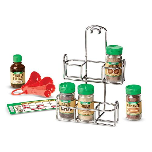 Melissa & Doug Let's Play House! Baking Spice Set