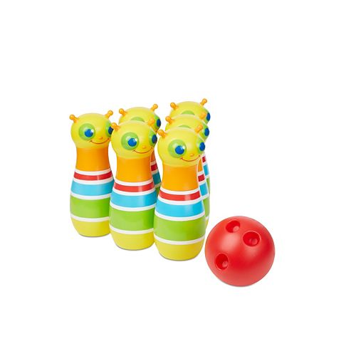 Melissa & Doug Sunny Patch Giddy Buggy Bowling Set