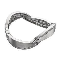 Simply Vera Vera Wang Crescent Bar Stretch Bracelet