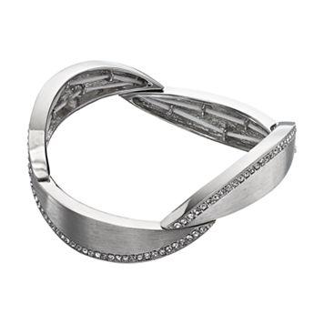 Simply Vera Vera Wang Crescent Bar Stretch Bracelet