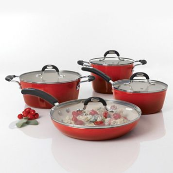 Oster Gage 8-pc. Cookware Set