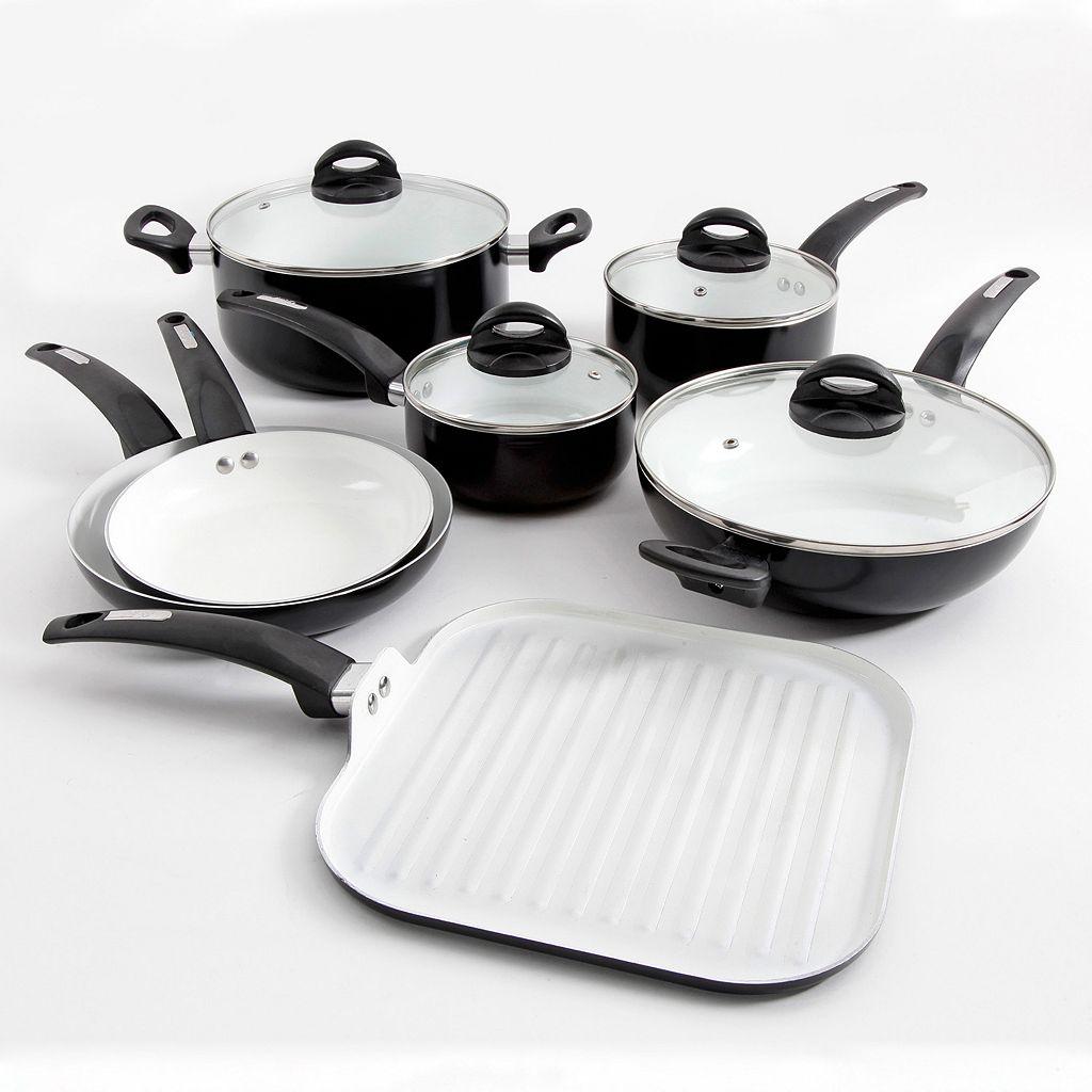 Oster Herstal 11-pc. Cookware Set