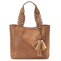 SONOMA Goods for Life™ Bernadette Beaded Tassel Tote