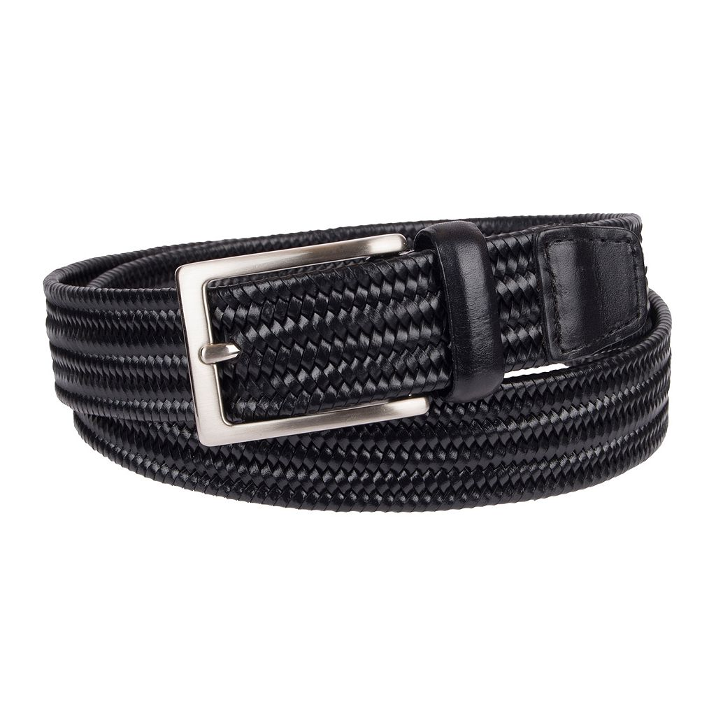Men's Dockers Stretch Braided Belt