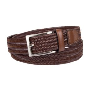 Men's Dockers Stretch Braided Belt