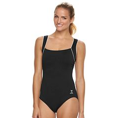 Women's TYR Controlfit Squareneck One-Piece Swimsuit