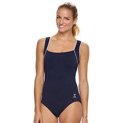 Women's TYR Controlfit Squareneck One-Piece Swimsuit