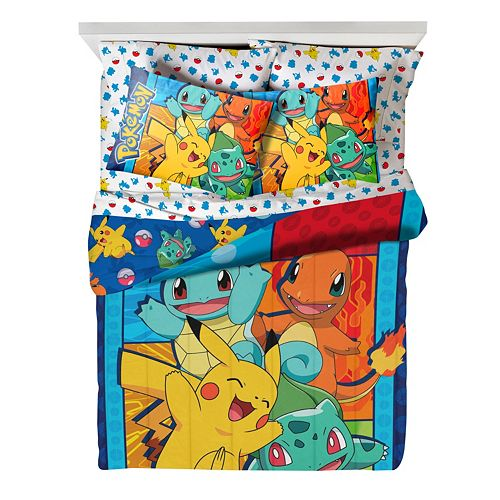 Pok 233 Mon Comforter
