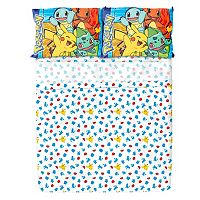 Pokémon Sheet Set