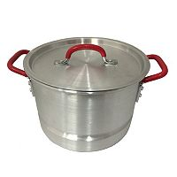 Oster Cocina Pamona 20-qt. Tamale Pot with Steamer Insert
