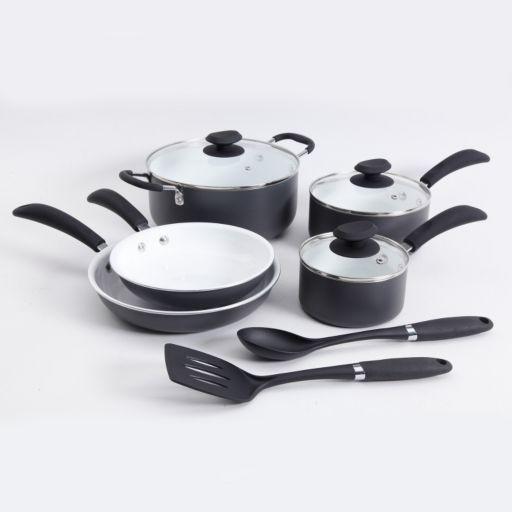 Oster Hummington 10-pc. Cookware Set