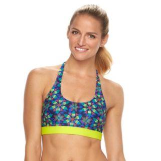 Women's TYR Harlow Geometric Bikini Top