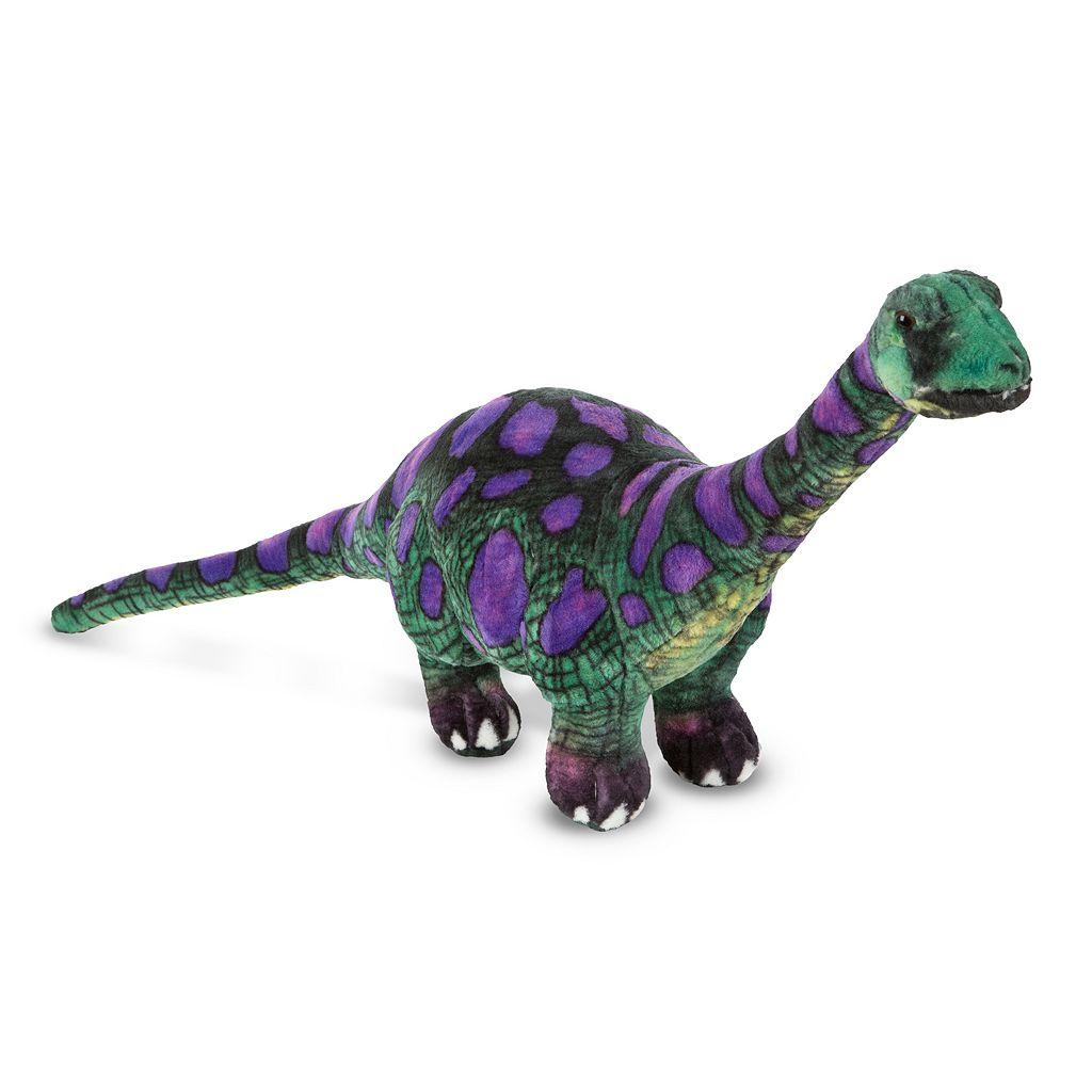 Melissa & Doug Apatosaurus Dinosaur Plush