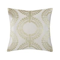 Metropolitan Home Laval Square Throw Pillow