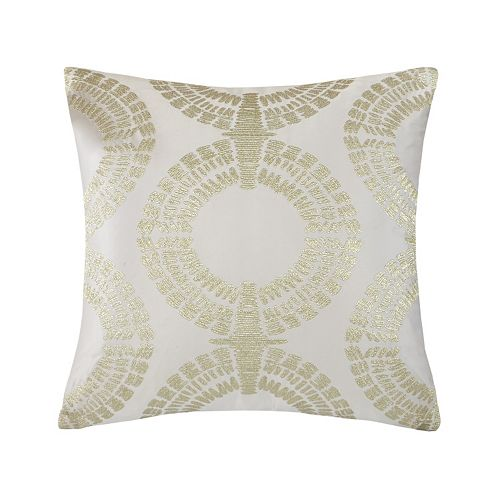 Metropolitan Home Laval Square Throw Pillow
