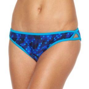 Women's TYR Kaya Polka-Dot Bikini Bottoms