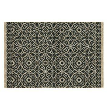 Mohawk® Home Tile Blue Rug