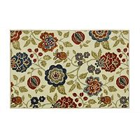 Mohawk® Home Twirling Blossoms Floral Rug