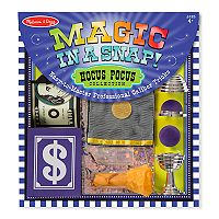 Melissa & Doug Magic in a Snap Hocus-Pocus Collection
