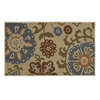 Mohawk® Home Folk Floral Rug