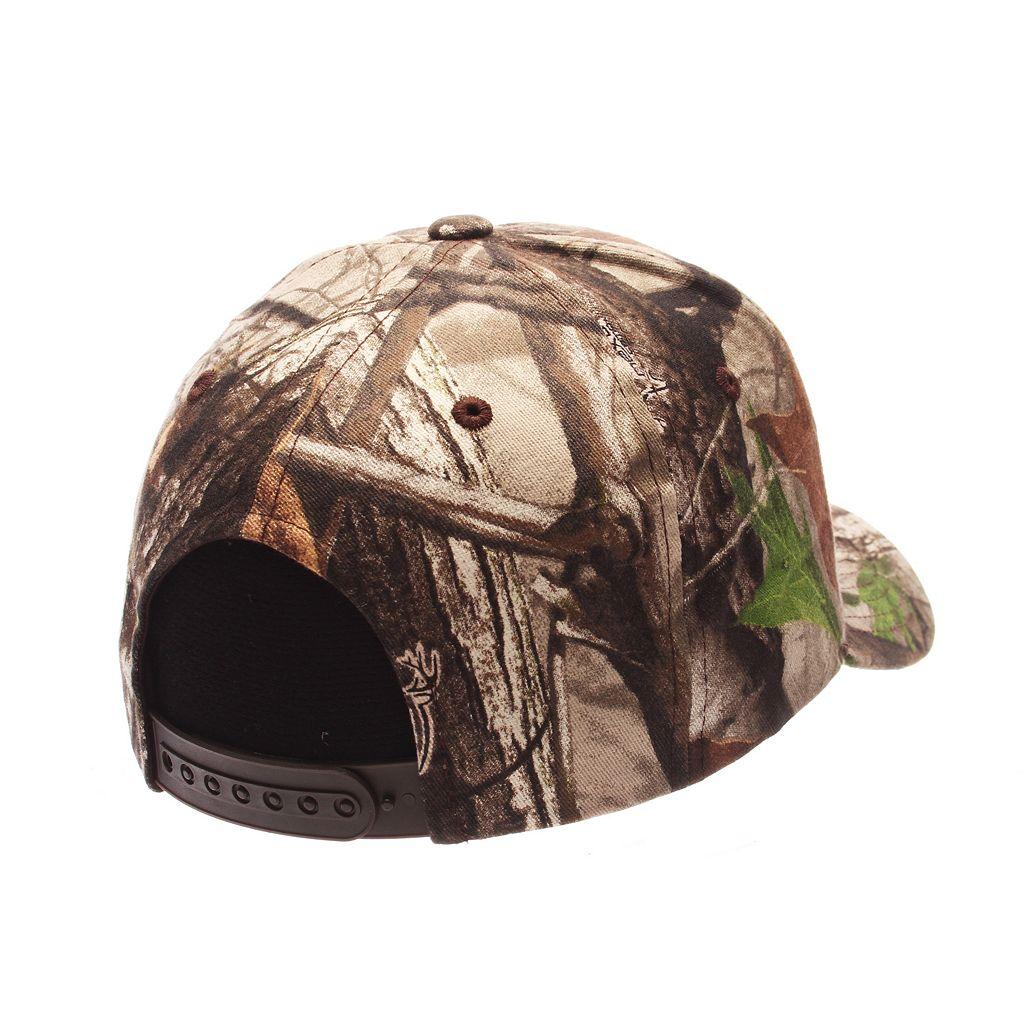 Adult Zephyr Chicago Blackhawks Patent Camo Snapback Cap