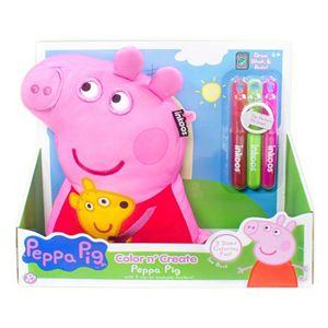 Peppa Pig Color N' Create Set