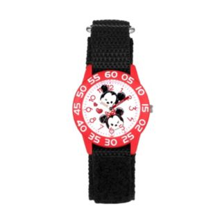 Disney's Tsum Tsum Mickey & Minnie Mouse Kids' Time Teacher Watch
