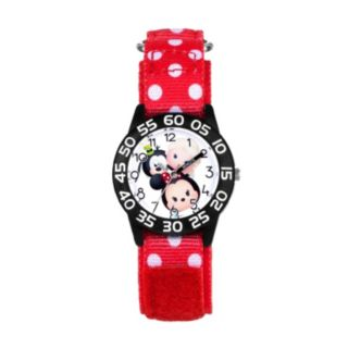 Disney's Tsum Tsum Minnie Mouse, Goofy & Elsa Kids' Time Teacher Watch