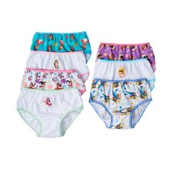 Disney's Elena of Avalor & Skylar Girls 4-8 7-pk. Bikini Panties